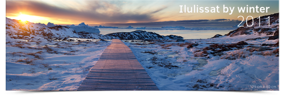 Welcome Ilulissat 2011